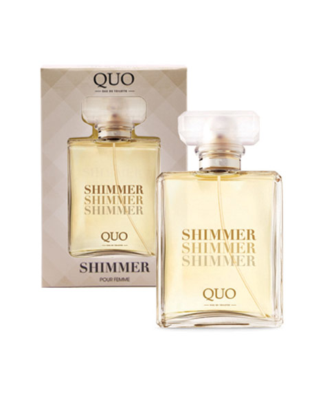 Quo Shimmer Edt Diamo Cosmetic